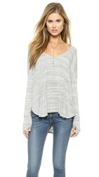 Feel The Piece Robin Top Ivory Black
