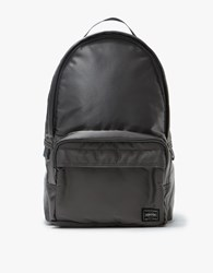 Porter Yoshida And Co. Tanker Day Pack In Silver Grey
