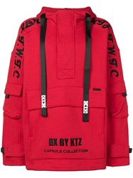 Ktz Embroidered Loose
