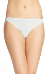 Women's Felina 'Sublime' Thong Icy Mint