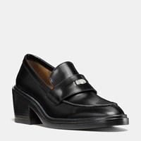 Coach Heath Loafer Black