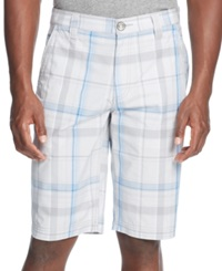 Inc International Concepts Tray Plaid Shorts