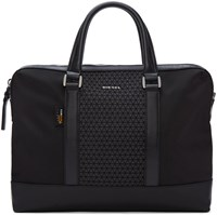 Diesel Black M Move To Briefcase
