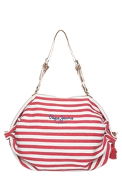 Pepe Jeans Miches Handbag Red