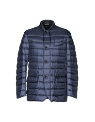 Schneiders Down Jackets Slate Blue