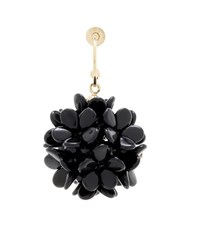Simone Rocha Jet Beaded Earring Black