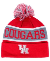 Top Of The World Houston Cougars Radius Knit Red Gray