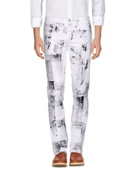 Yoon Trousers Casual Trousers White