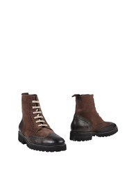 Swamp Ankle Boots Cocoa