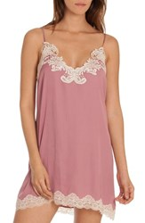 In Bloom By Jonquil Chemise Mauve