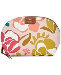 Fossil Mother's Day Makeup Case Pink Floral