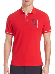 Helly Hansen Solid Polo T Shirt Red Navy Grey White Royal