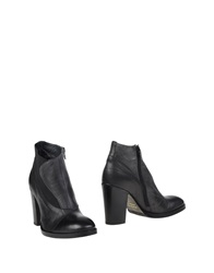 Piampiani Ankle Boots Steel Grey