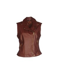 G.Sel Coats And Jackets Jackets Women Cocoa