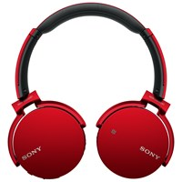 Sony Mdr Xb650bt Extra Bass On Ear Headphones With Bluetooth Red