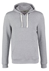 Zalando Essentials Hoodie Grey Mottled Grey