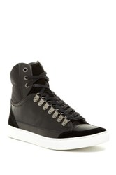French Connection Fenton High Top Sneaker Black