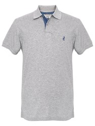 Thomas Pink Wells Plain Polo Shirt Grey