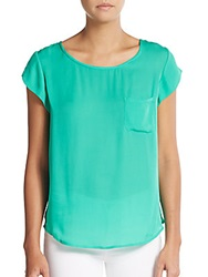 Joie Rancher Silk Top Court