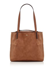 Maison De Nimes Frieda Shopper Tote Tan