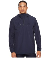 Publish Zachery Anorak Jacket Navy Men's Coat