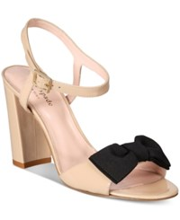Kate Spade New York Isabel Too Evening Sandals Women's Shoes Powder