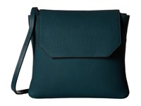 Ecco Jilin Crossbody Dark Petrol Cross Body Handbags Multi