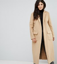 Alice And You Relaxed Cocoon Coat Brown