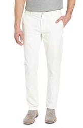 Bonobos Big And Tall Tailored Fit Washed Stretch Cotton Chinos Full Sail Off White