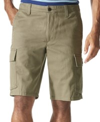 Dockers Twill Cargo Short Concrete