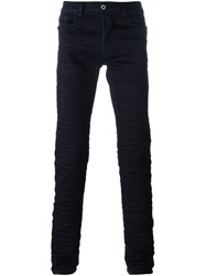 Diesel Black Gold 'Suiy' Super Skinny Jeans Blue