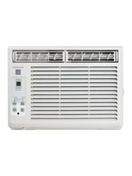 Frigidaire 5000 Btu 115V Window Mounted Compact Air Conditioner And Full Function Remote Control White