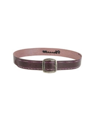 Napapijri Belts Deep Purple