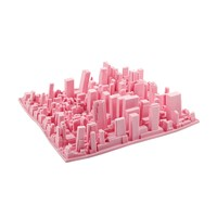 Seletti Inception Dish Rack Desk Organiser Pink