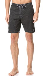Katin Beach Trunks Black