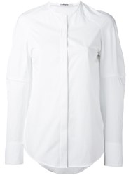 Chalayan Cocoon Shirt White