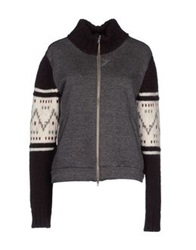 Lo Not Equal Cardigans Grey
