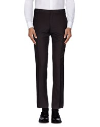 Dries Van Noten Trousers Casual Trousers Men Deep Purple
