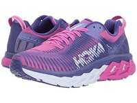 Hoka One One Arahi 2 Liberty Fuchsia Running Shoes Purple