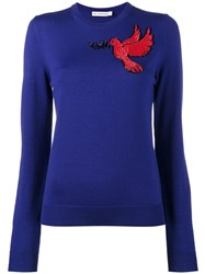 Mary Katrantzou Helia Jumper Blue