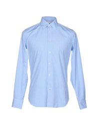 Lexington Shirts Sky Blue