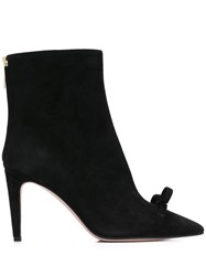 Red Valentino V Bow Ankle Boots 60