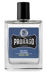 Proraso Men's Grooming Azur Lime Cologne No Color