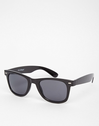 A. J. Morgan Aj Morgan Wayfarer Sunglasses Black