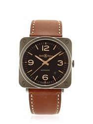 Bell And Ross Br S Golden Heritage Watch