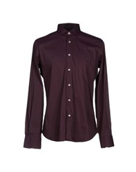 Lab. Pal Zileri Shirts Shirts Men Deep Purple