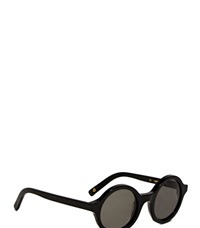 Dick Moby Unisex Ams Sunglasses Black