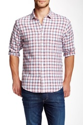 Toscano Checkered Plaid Shirt