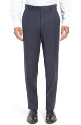 Ted Baker Men's London 'Jefferson' Trim Fit Houndstooth Wool Trousers