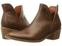 Wolverine Delaney Bootie Brown Leather Women's Boots